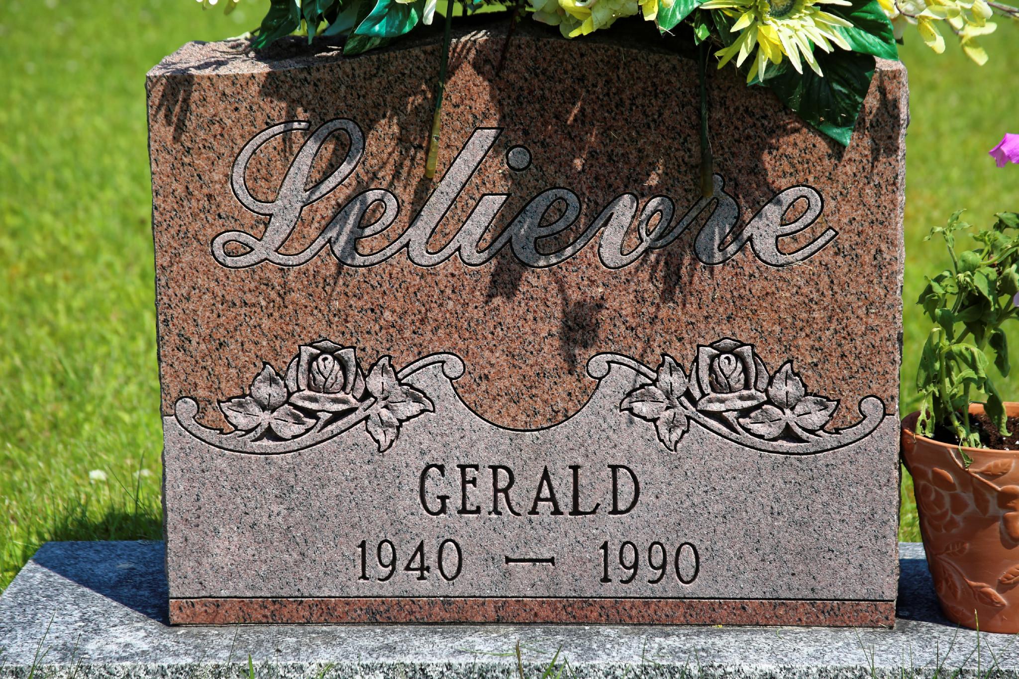 Gérald Lelièvre