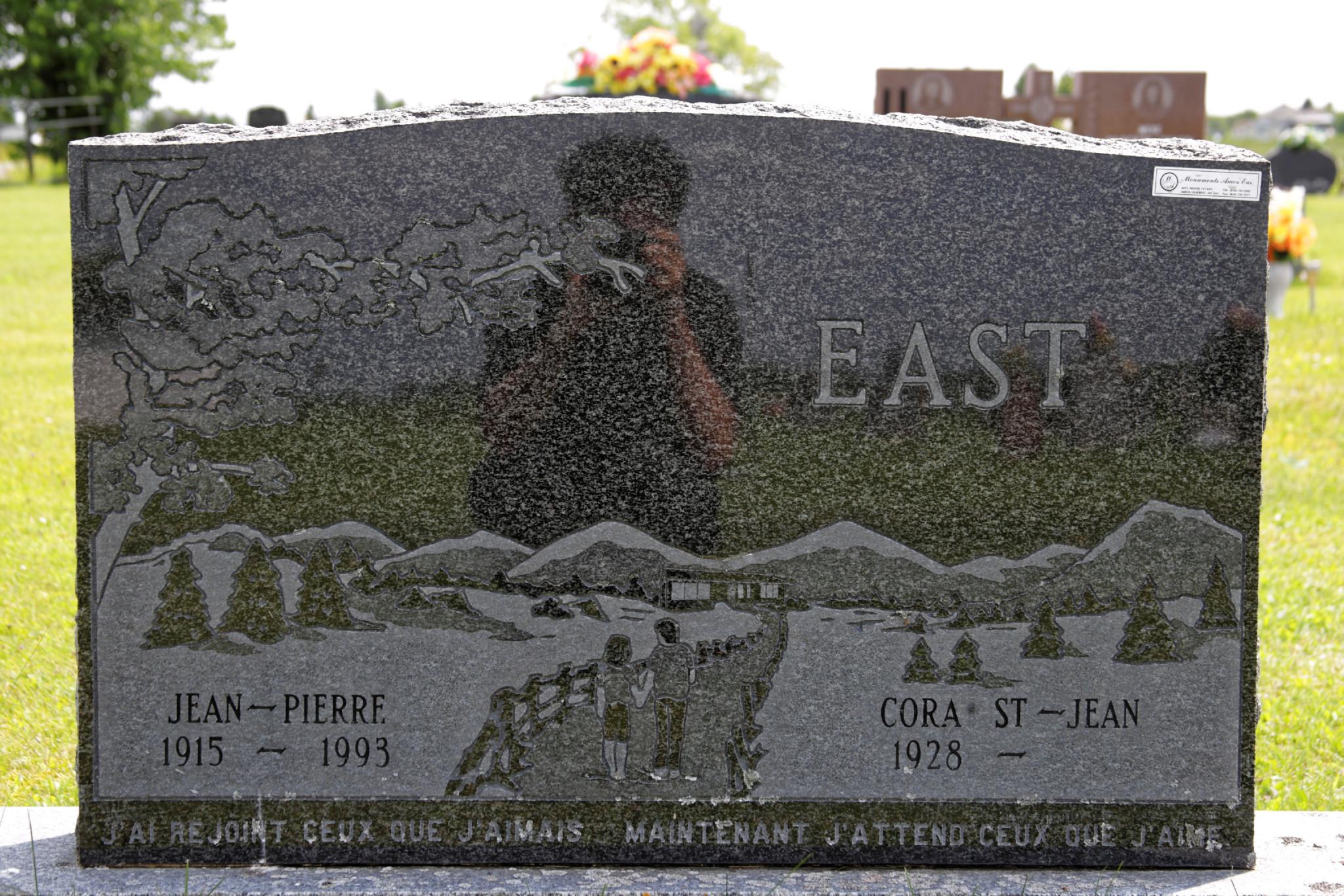 Jean-Pierre East