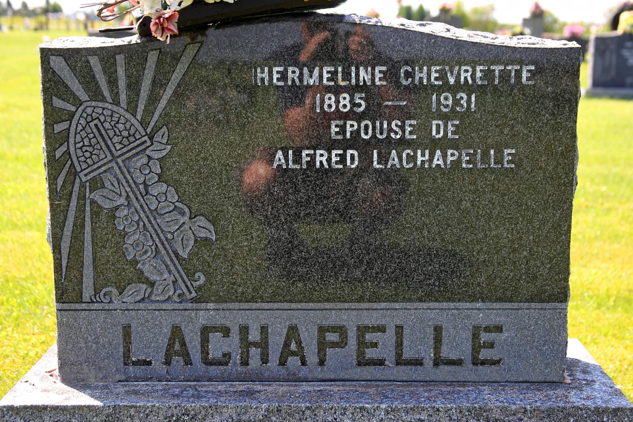 Hermeline Chevrette