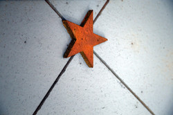 Étoile du plafond