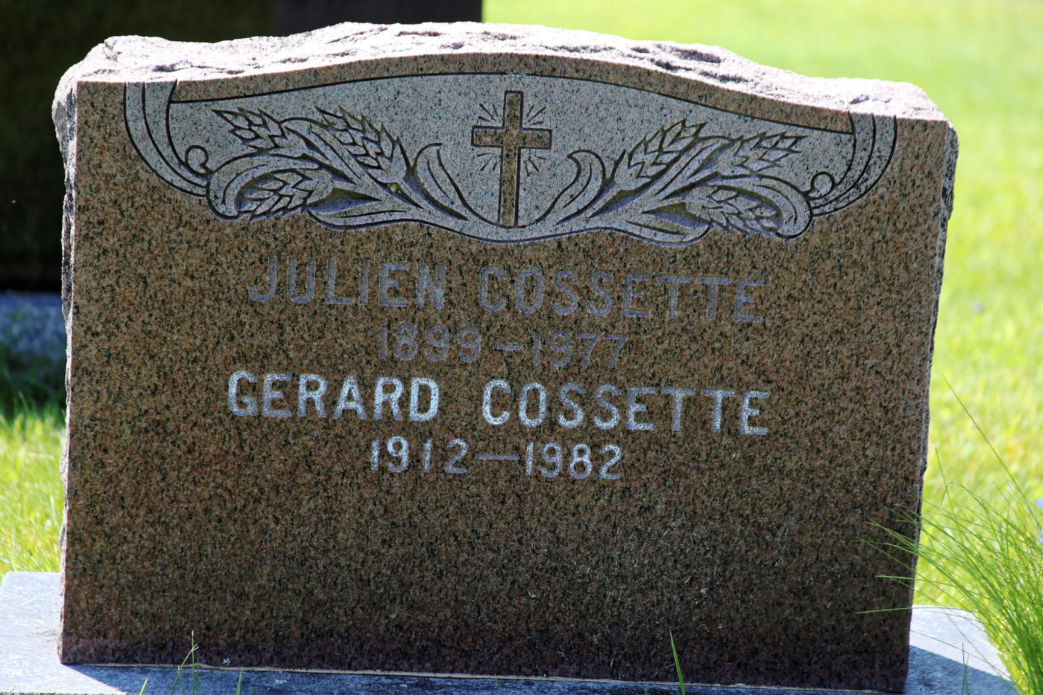 Julien Cossette