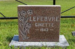 Ginette Lefebvre
