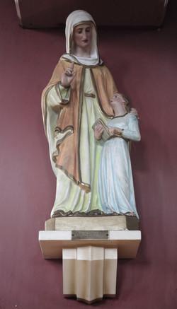 Aidez-moi à identifier cette statue
