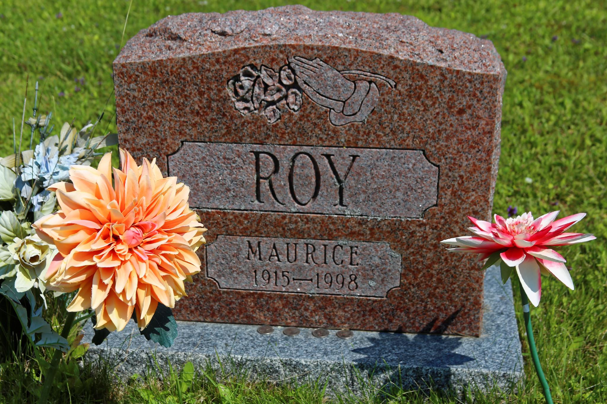Maurice Roy