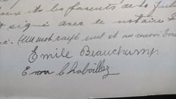0682 1918-11-27 Contrat mariage Beauchamp Chaboillez B