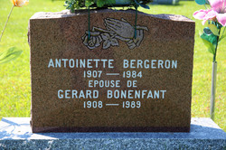 Antoinette Bergeron
