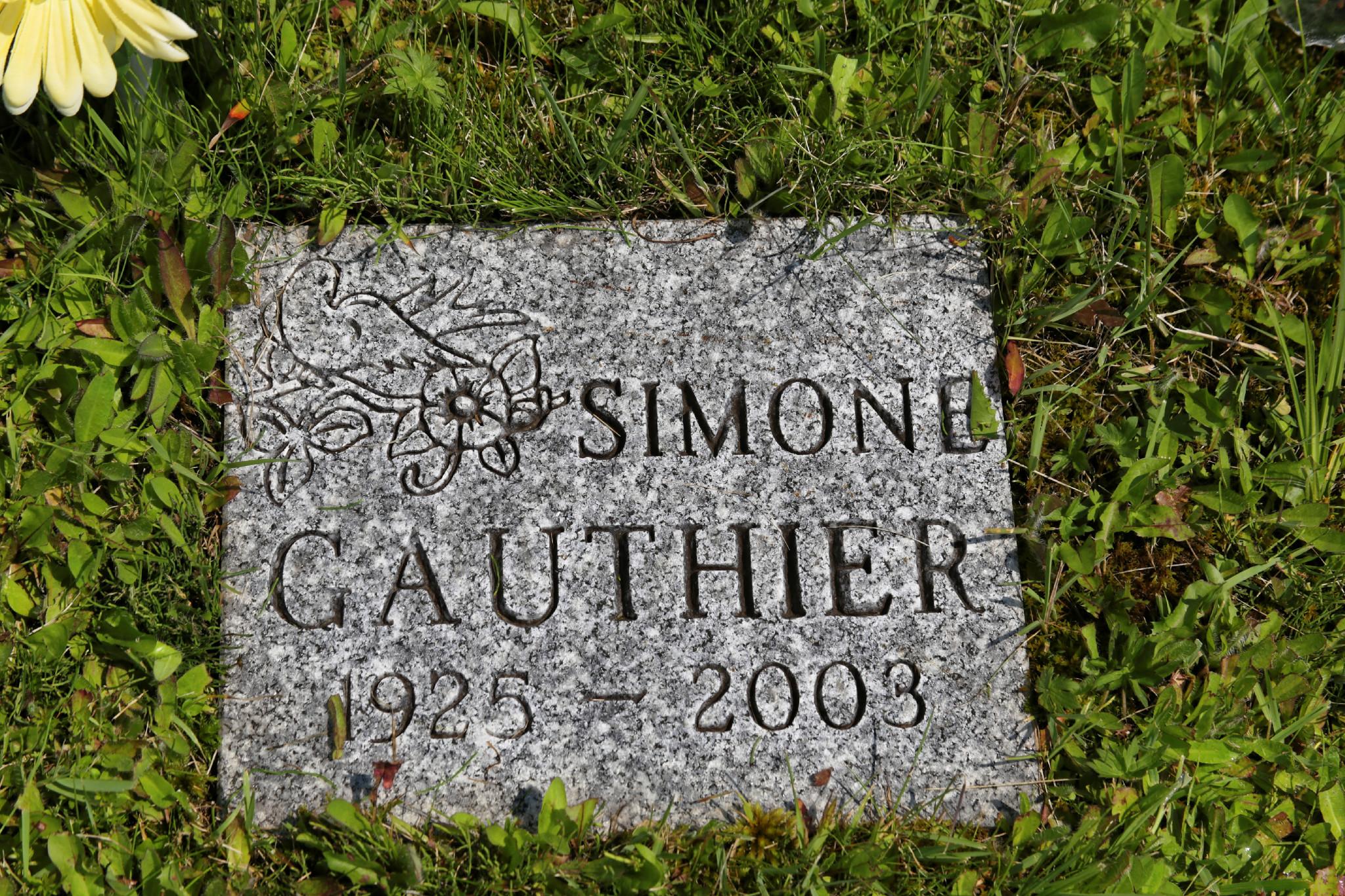 Simone Gauthier