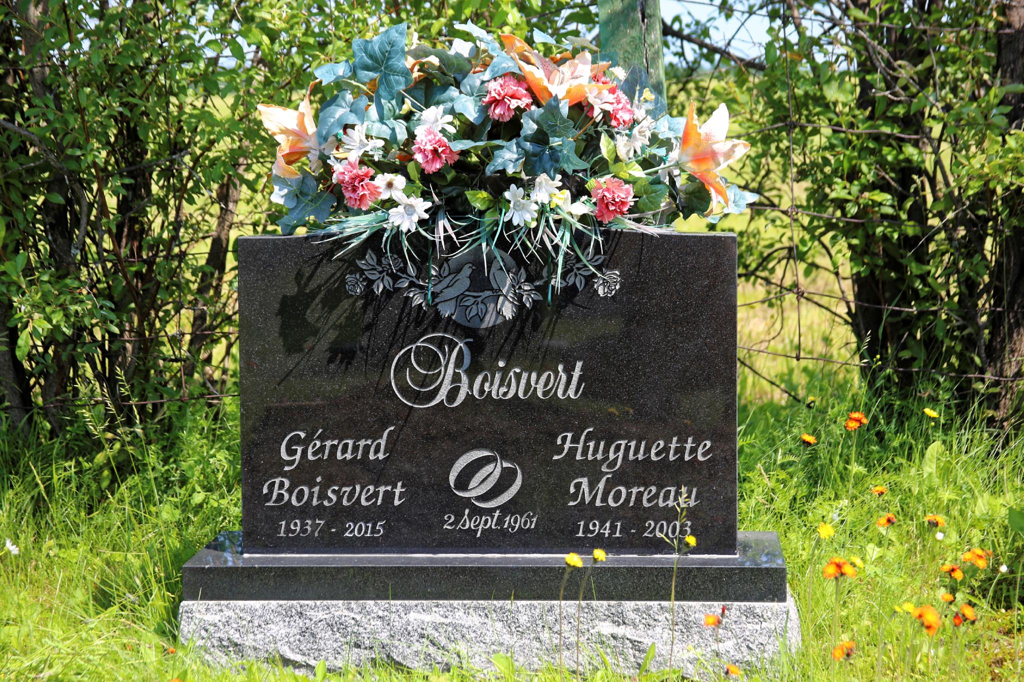 Gérard Boisvert