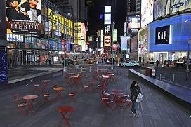 COVID-19 Virus_Outbreak_Empty_New_York_P