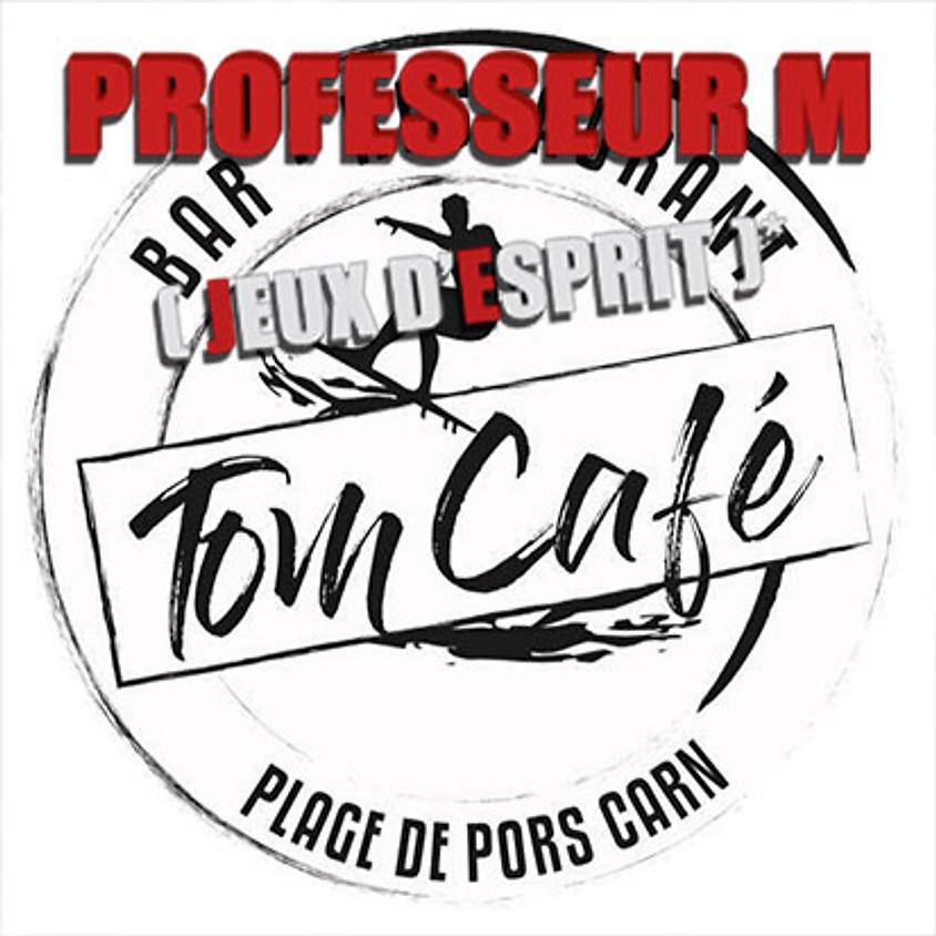 JEU D'ESPRIT - TOM CAFÉ
