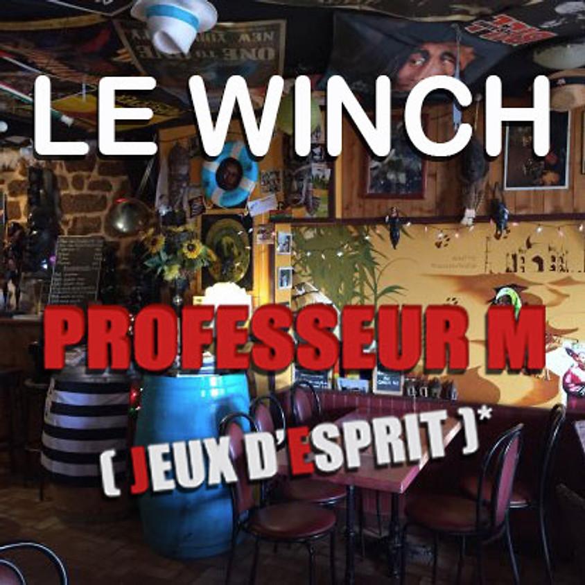 JEU D'ESPRIT - LE WINCH