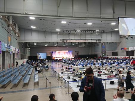全国理容競技大会 in 熊本