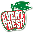 Evert Fresh official appe logo