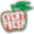 Evert Fresh official apple logo