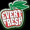 Evert Fresh official apple logo