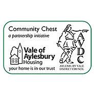 Aylesbury Community Chest logo