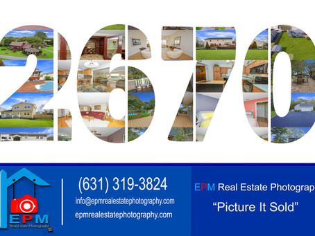 2,670 listings showcased by us in year 2020!