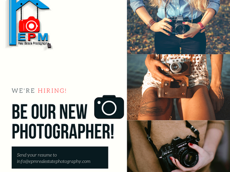 We are hiring! Join the best team to work with!