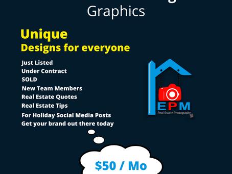 Online Marketing Graphic Design Service