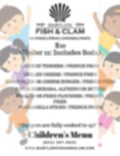 Babylon Fish & Clam Children's Menu (1).