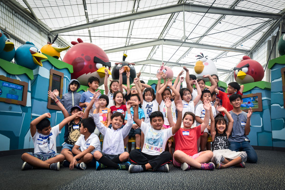 Check out the images from our recent trip to the Hall of Science Musuem!