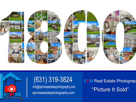 1800 Home Photoshoots completed!