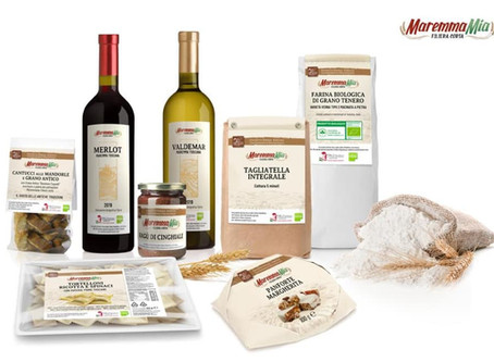 First GEOfood certified products in Italy!