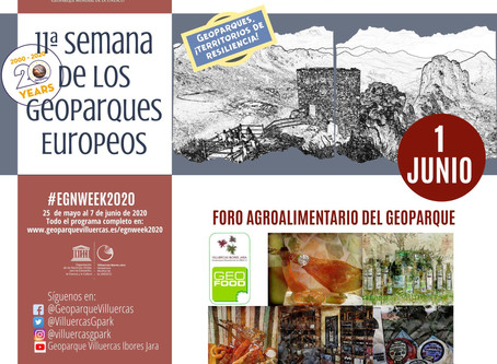 Villuercas Ibores Jara UNESCO Global Geopark -Agricultural and food Forum
