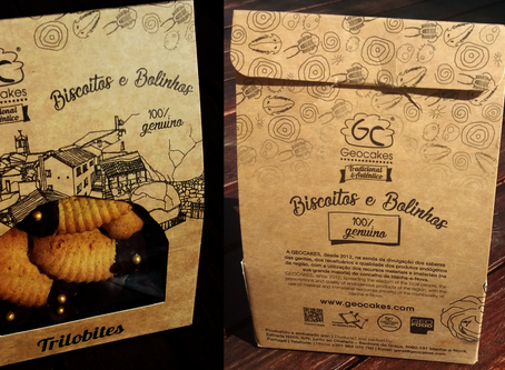 GEOcakes GEOfood brand implemented!