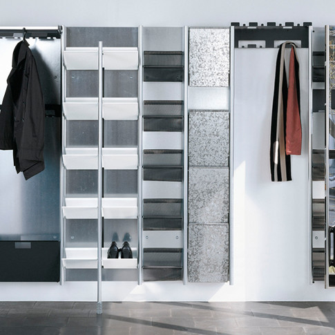 schuhkippen - garderoben - system