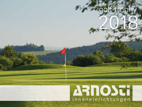 arnosti golf trophy 2018 - the story