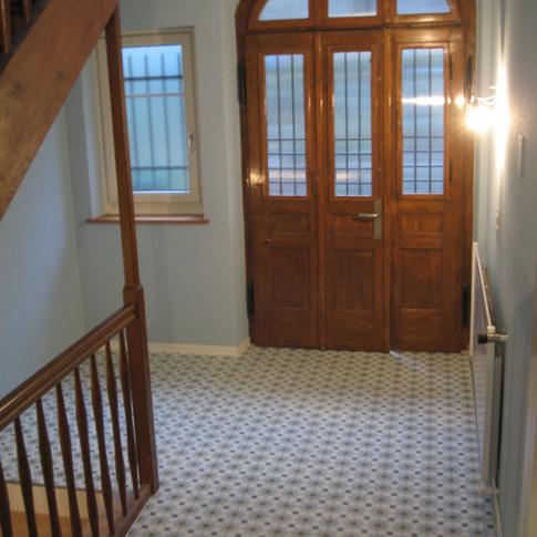 treppenhaus - renovation