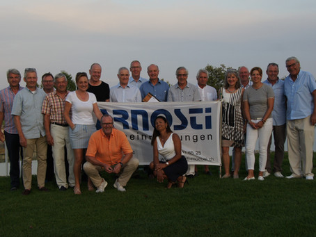 arnosti golf trophy 2019 - the story