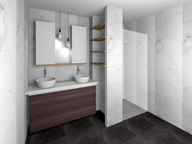 Salle de bain / Saint Maure des Fossés (94)