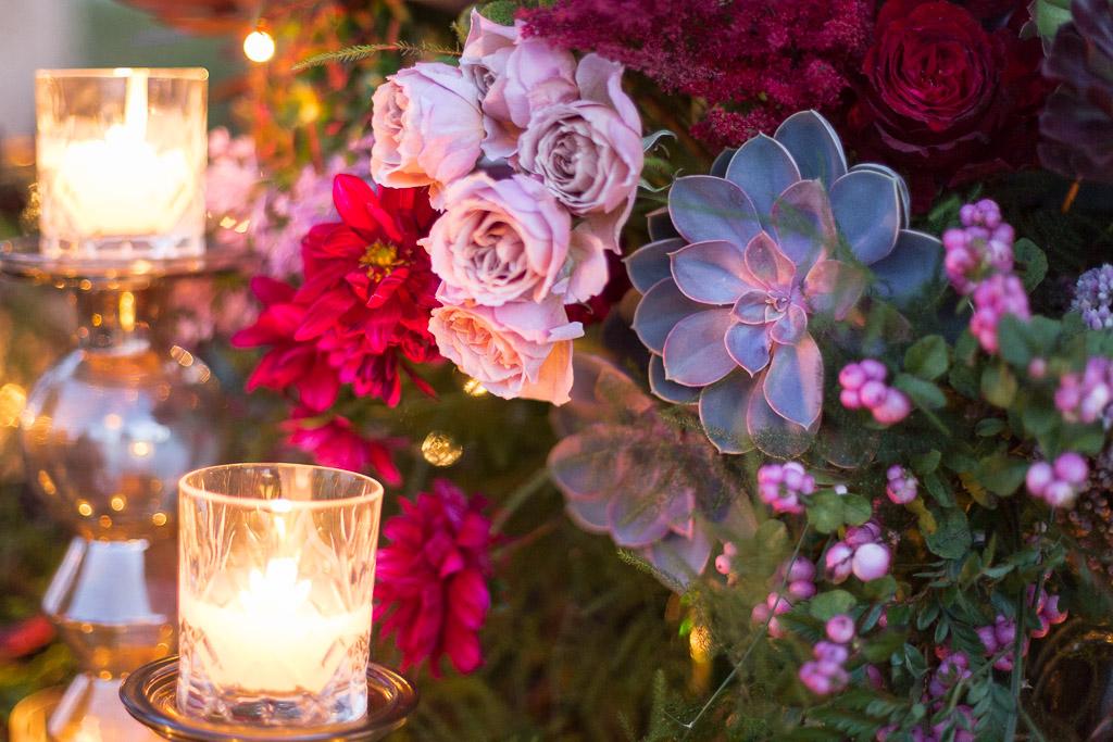 Wedding Flowers Details