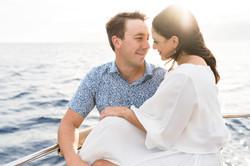 Engagement Sailing Boat, Hawaii-22.