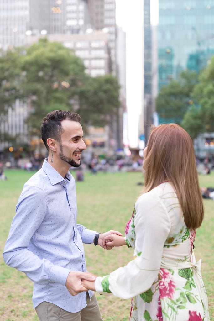Engagement NewYork-3