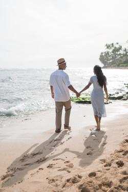 Tropical Couple