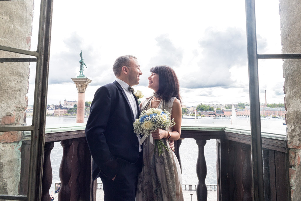 Destination Wedding Stockholm