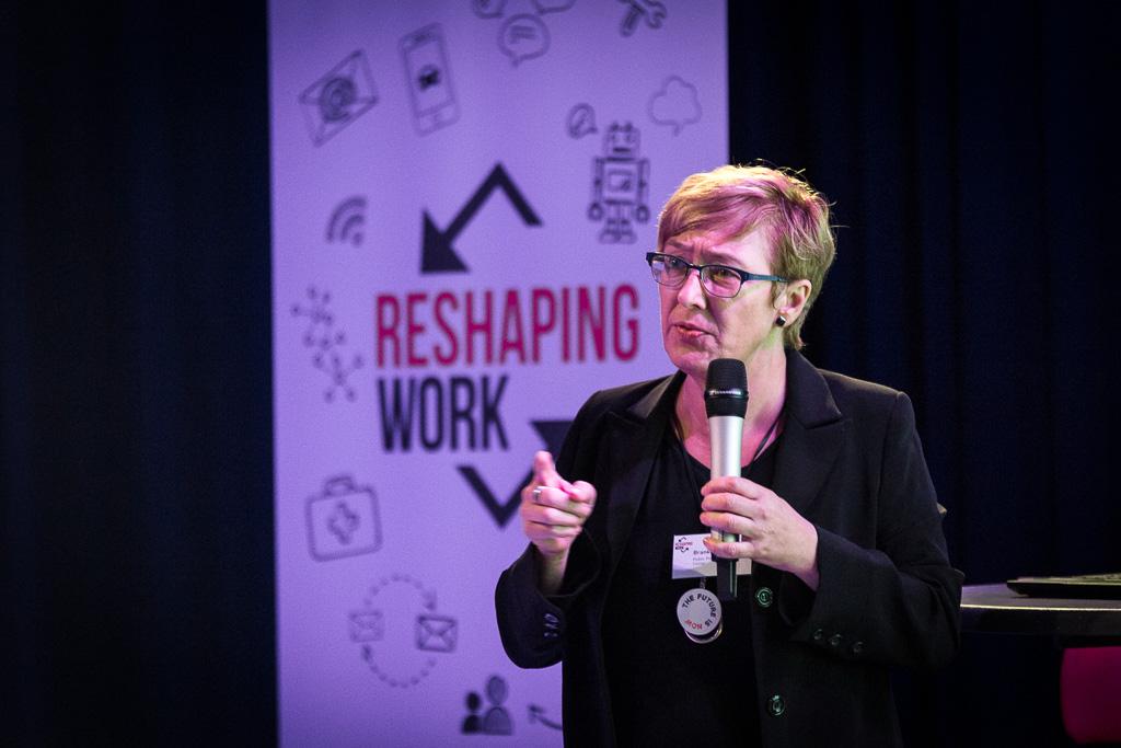Reshaping Work