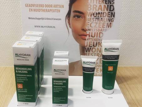 Littekencrème Alhydran