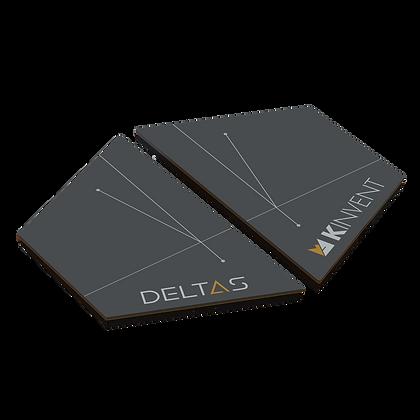 Deltas Force Plates