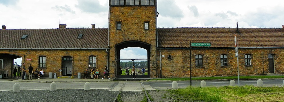 Concentration Camp Photo