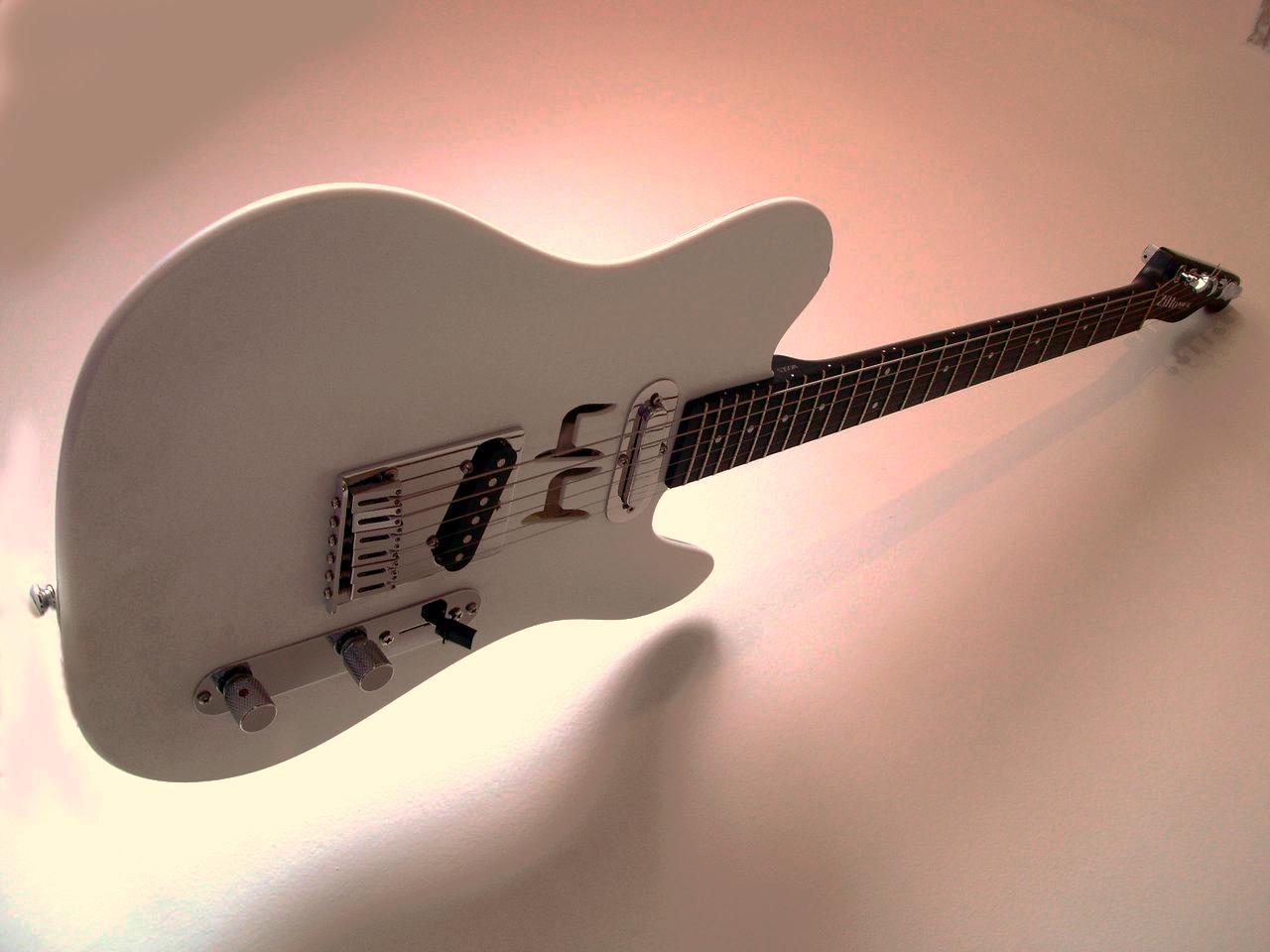 guitare electrique carbone