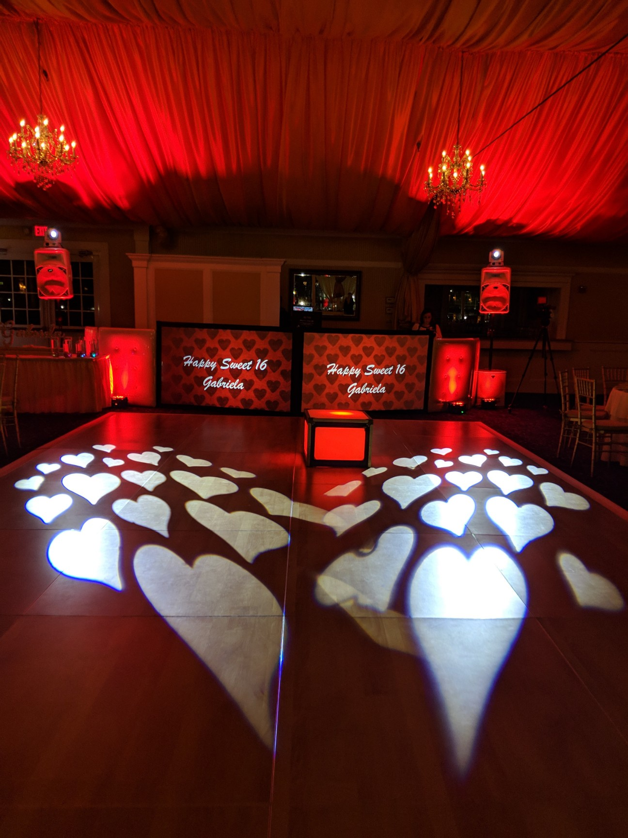 Bridgeview Yacht Club Ballroom