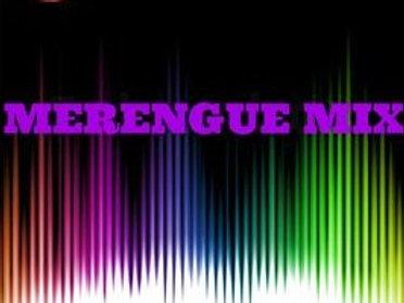 Merengue Mix 145-168 BPM