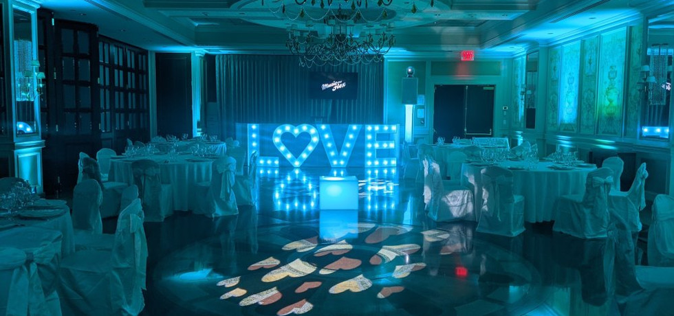 Love Letters DJ Booth