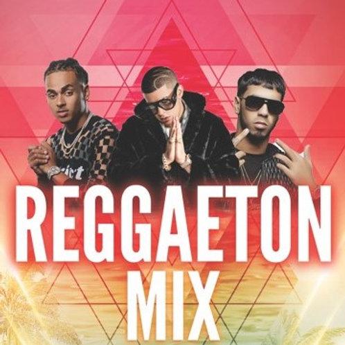 Reggaeton Latino Mix 101 BPM