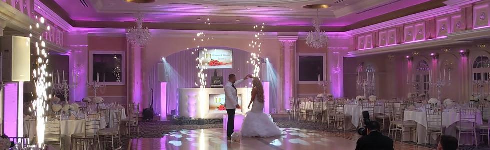 Indoor Sparkler Video