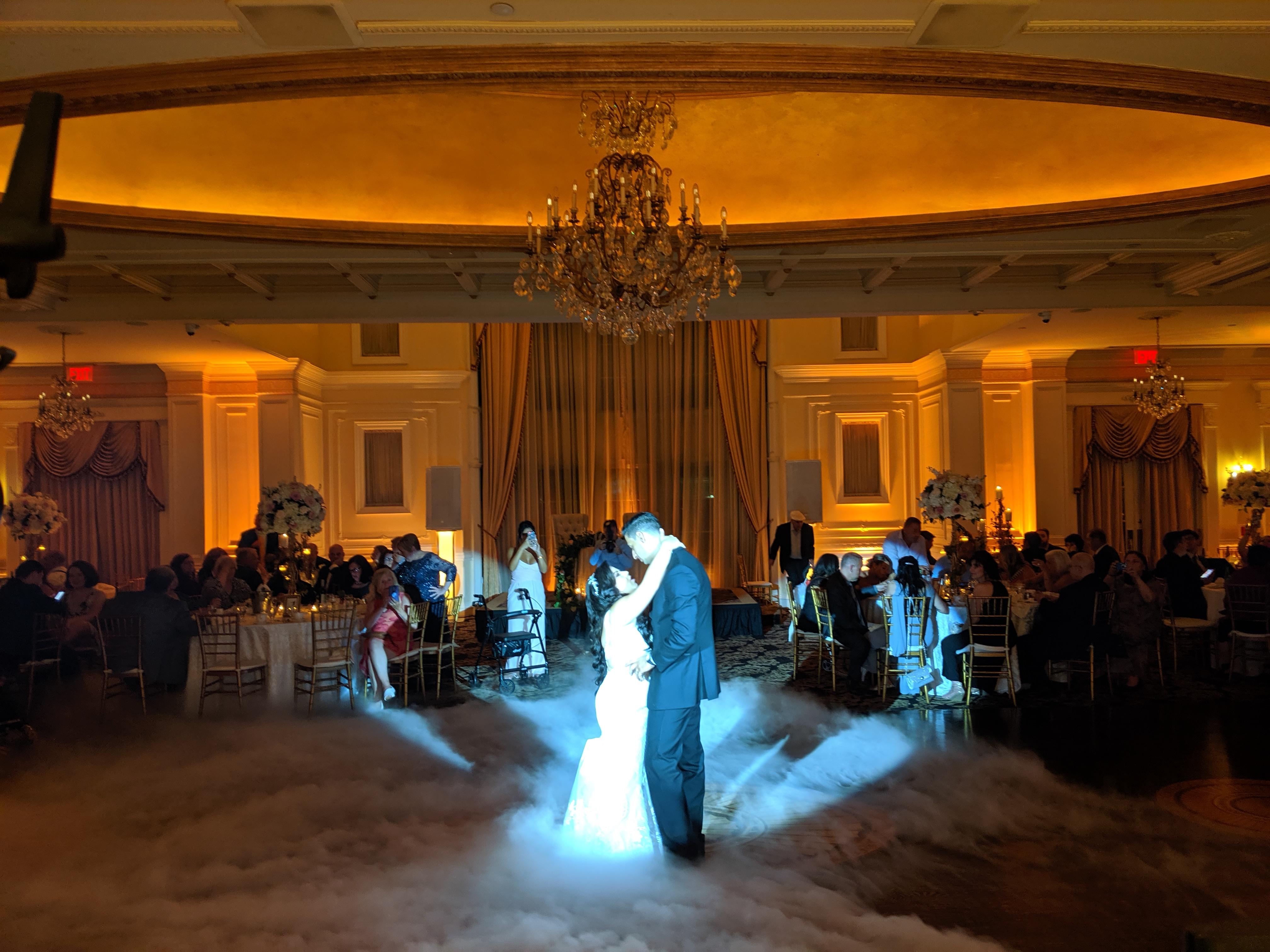 Inn At NHP Georgian Room Dancing On A Cloud